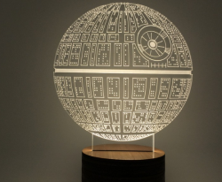 Death Star White